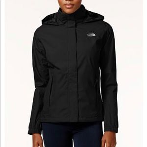 The North Face Black Hyvent Jacket